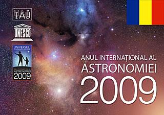 IYA2009 Public Brochure v.2 in Romanian