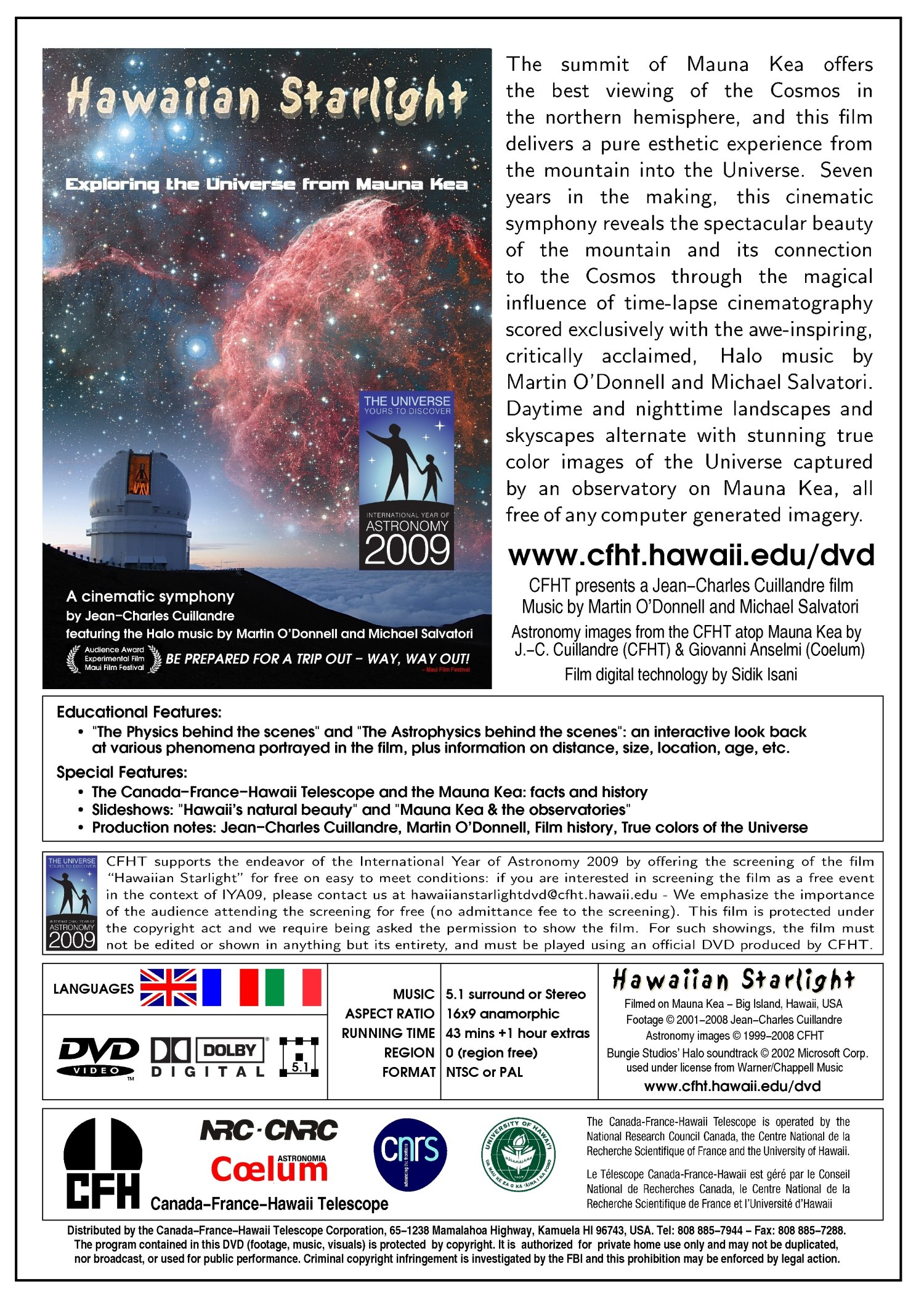 astronomy dvds - photo #32