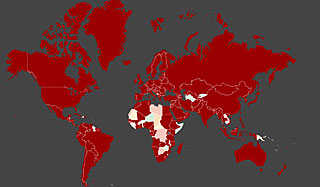 IYA2009 World Map