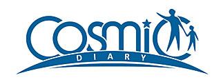 Logo: Cosmic Diary