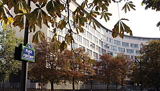UNESCO Headquarters in Paris