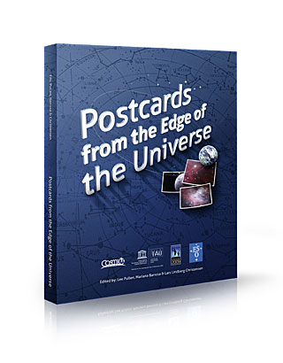Cover of Postcards from the Edge of the Universe