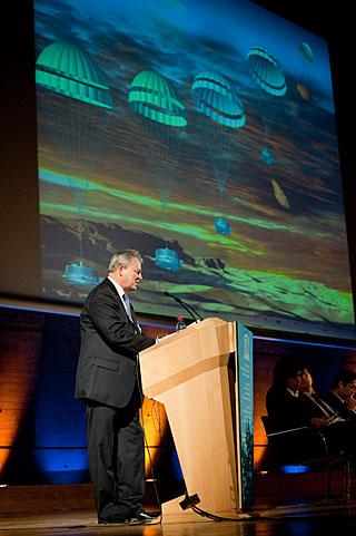 IYA2009 Opening Ceremony - Paris