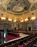 Venue of the IYA2009 Closing Ceremony, Aula Magna