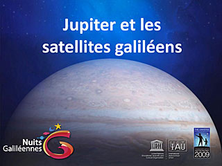 Jupiter - Galilean Nights (in French)
