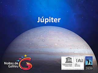 Jupiter - Galilean Nights (in Portuguese)