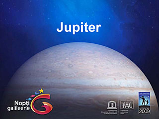 Jupiter - Galilean Nights (in Romanian)