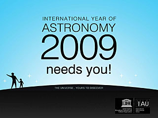 Professional Astronomers: IYA2009 needs you!
