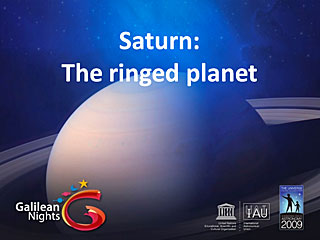 Saturn - Galilean Nights