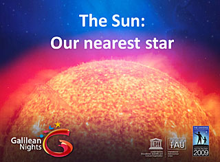 The Sun - Galilean Nights