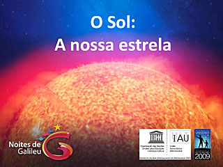 The Sun - Galilean Nights (in Portuguese)