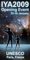 Ceremonia de inauguración del Año Internacional de la Astronomía
